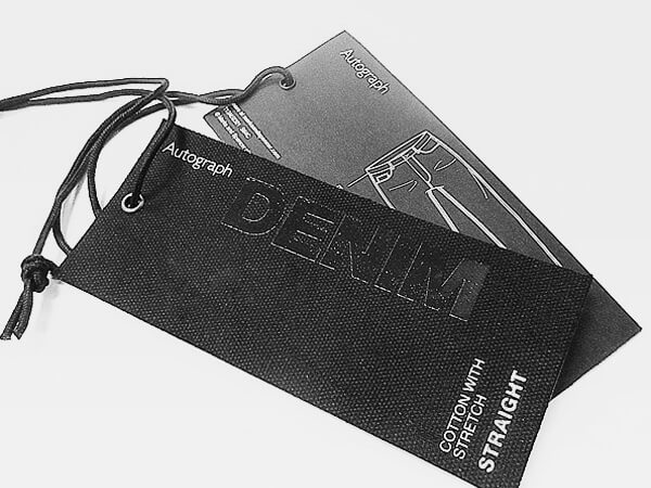 UV Printed Hang Tags