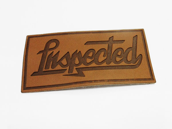 See how our Leather Patches Transform Your Brand